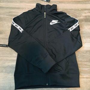 Nike girls black coat